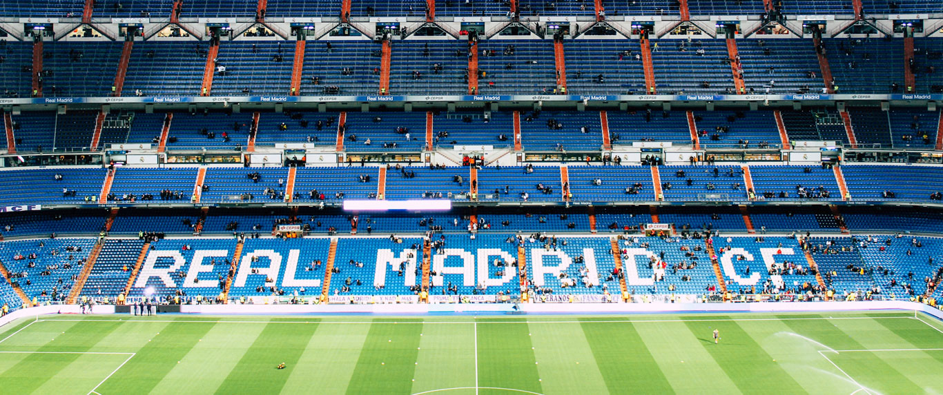 "Football Camp ""Real Madrid Experience"" for Teens"